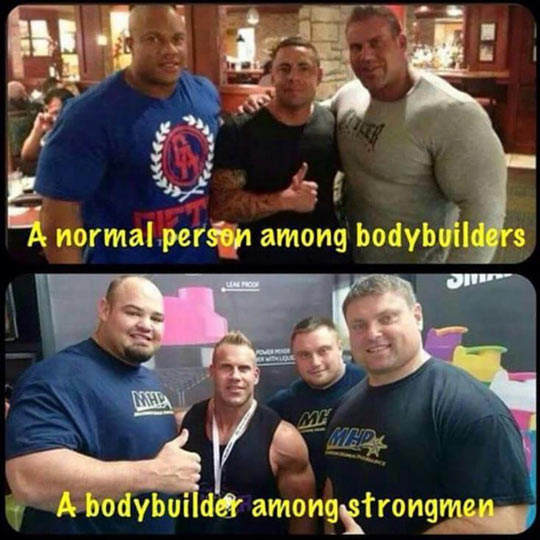 Strongmen, They Are The Real Deal