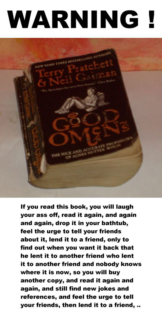 cool-book-Good-Omens-reading