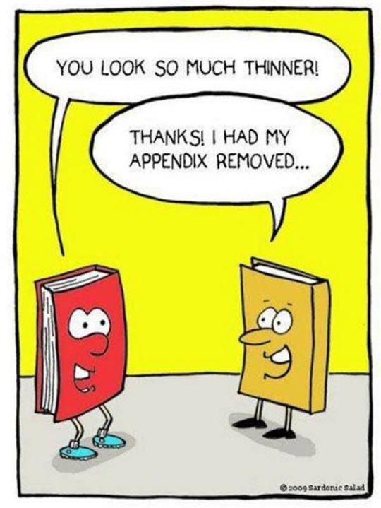 A Bit Of Book Humor