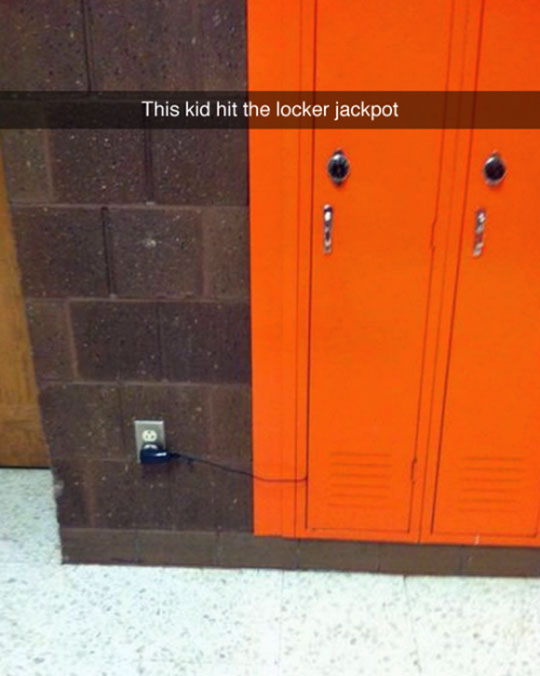 Lucky Locker