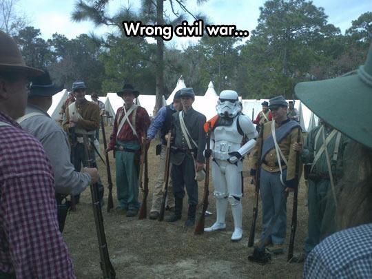 Historical Mistake