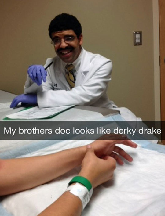 Dr. Drake In Da House