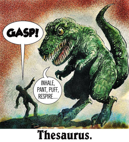 cool-drawing-dinosaur-thesaurus
