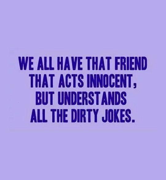 That Innocent Friend