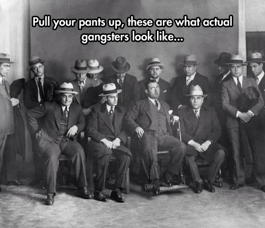 Real Gangsters Actually Look Like Gentlemen