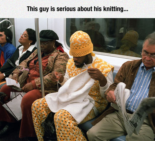 The Knitting Master