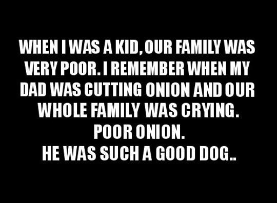 Sad Family Story