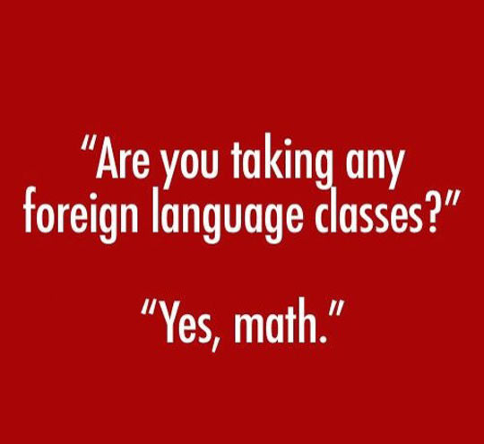 Foreign Language Classes