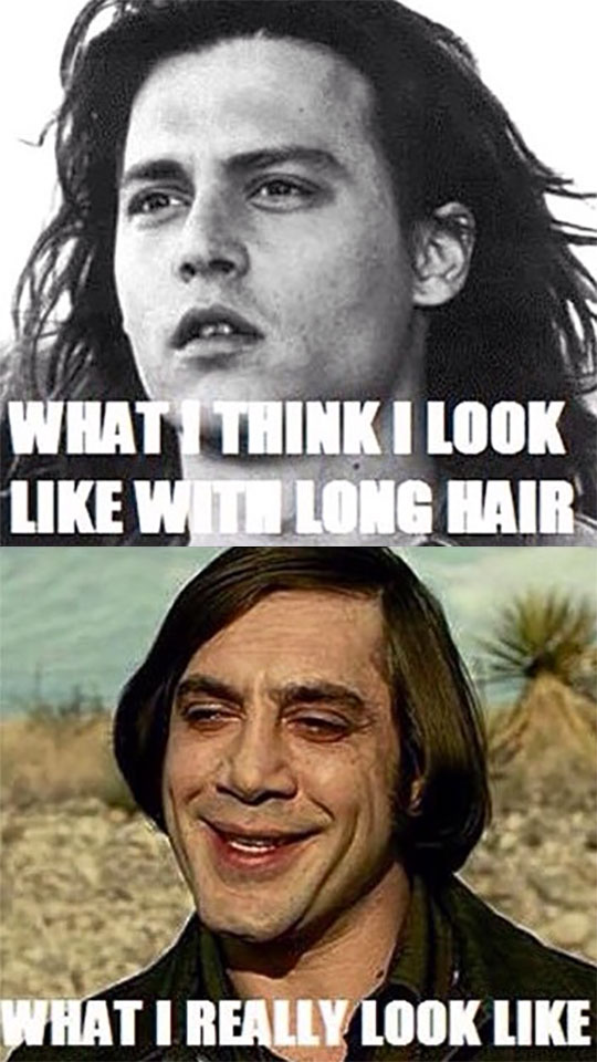 cool-long-hair-Johnny-Depp-Javier-Bardem