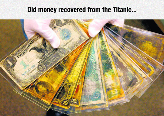 Money Of The Sea