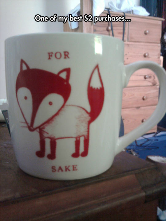 Quite Possibly The Best Mug Ever