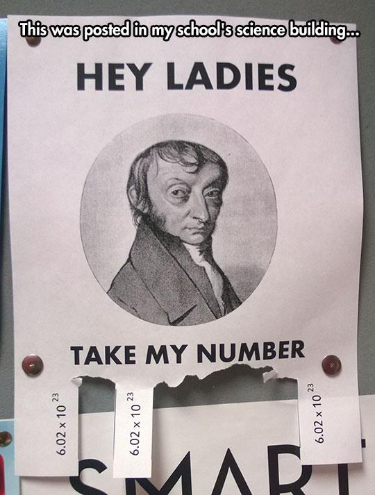 Just Take My Number, Ladies