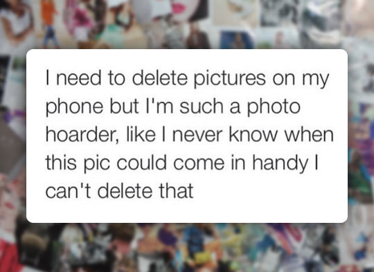 cool-photo-hoarder-cannot-delete-pic