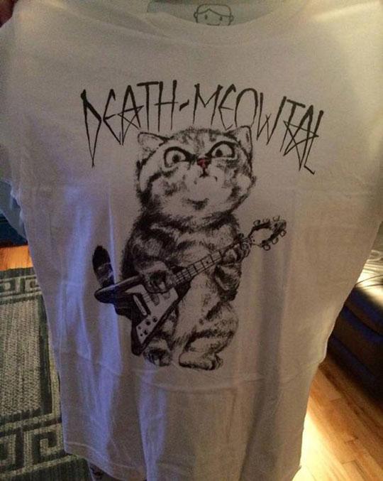 Meowtallica Fans