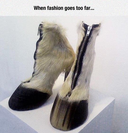 New Fashion Statements