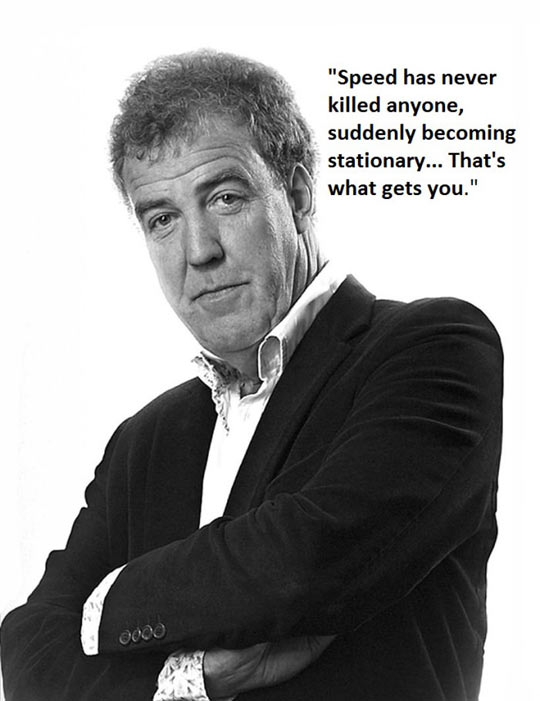 Jeremy Clarkson Has A Good Point