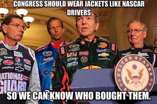 Every Politician Sponsor