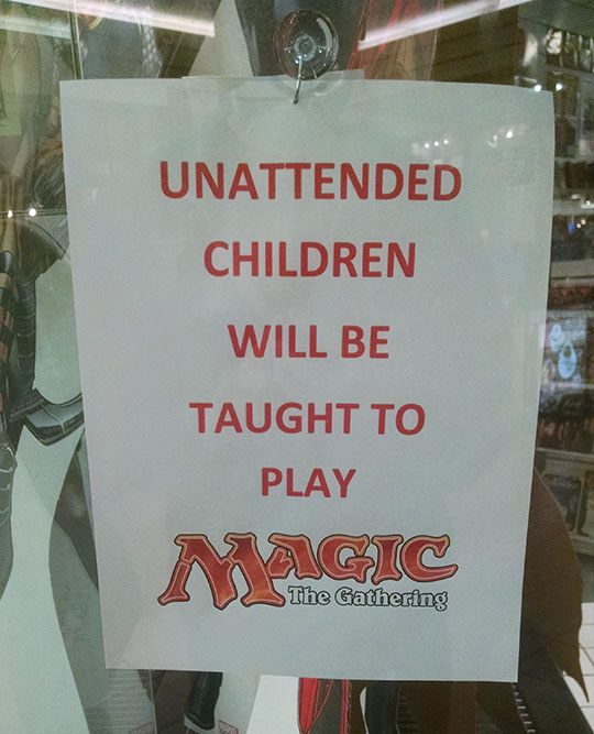 cool-store-sign-lost-kids-Magic