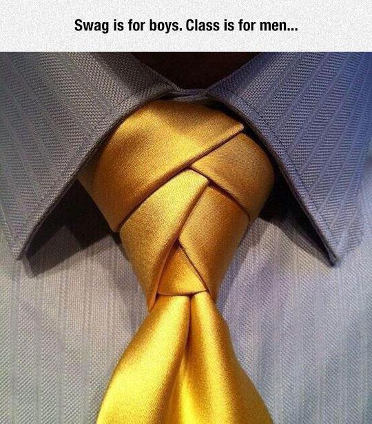 knot-tie-golden-suit