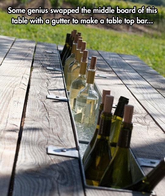 table-wine-ice-board