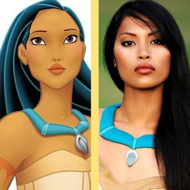 9 Cartoon Characters And Their Real Life : Check out real life versions of these hot cartoon characters