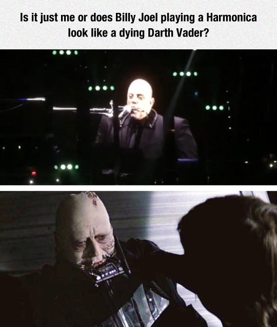 Darth Billy Joel