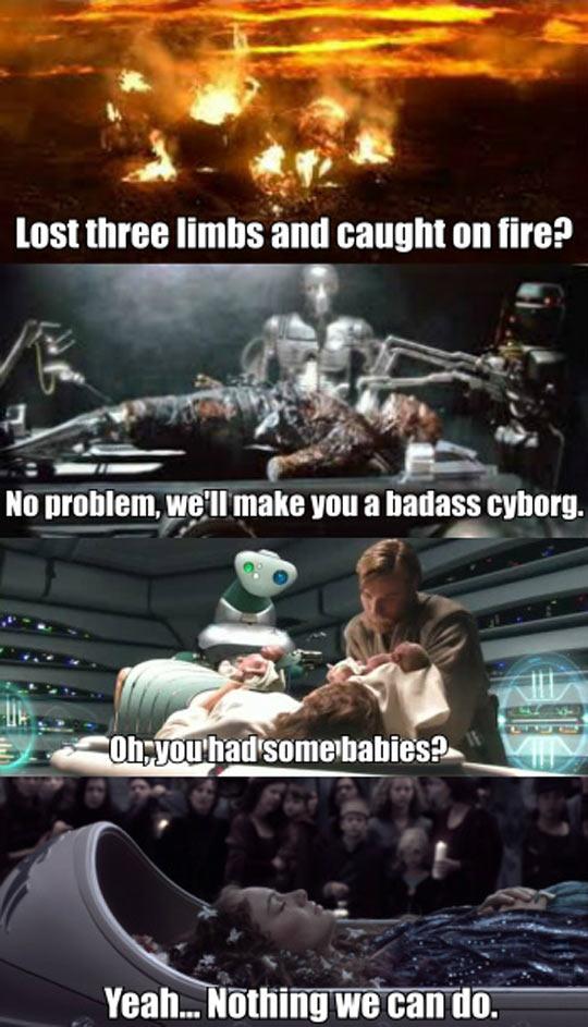 Empire Vs. Rebellion Healthcare