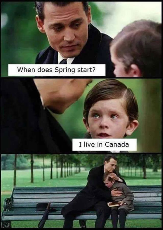 How Canada Feel All Year Long