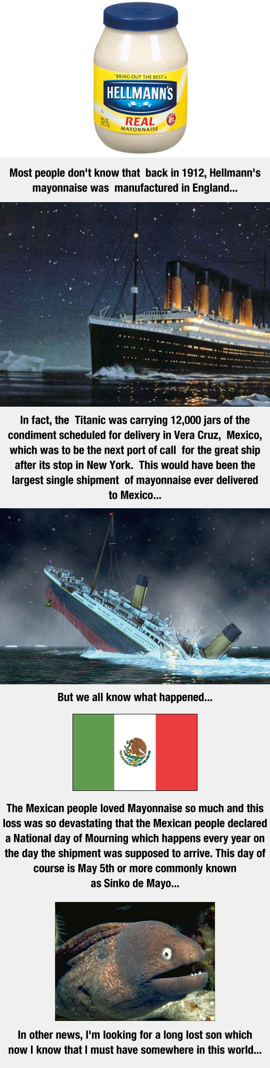 Something You Didn't Know About The Titanic