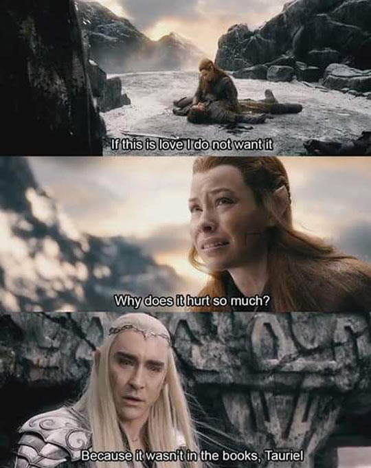 The Right Explanation For All The Things Wrong In The Hobbit