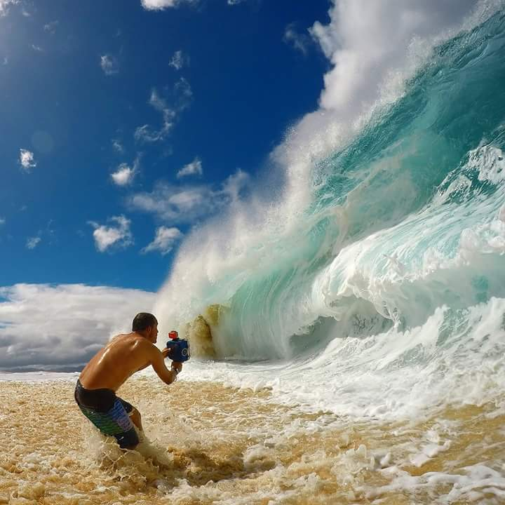 Wave Photography