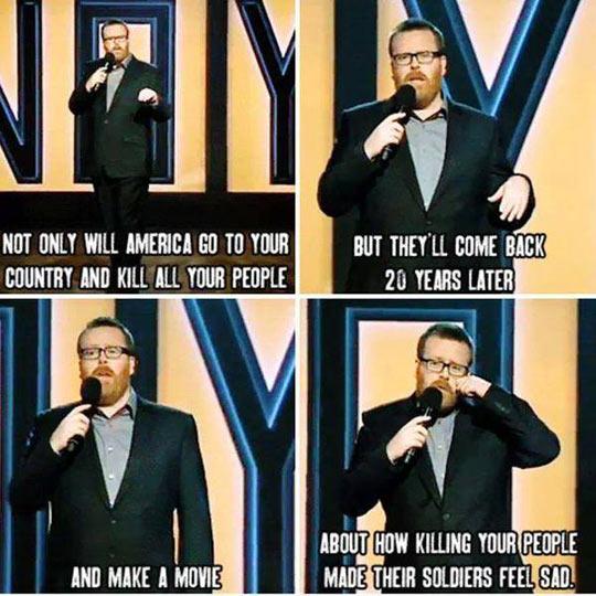 American Movies Logic