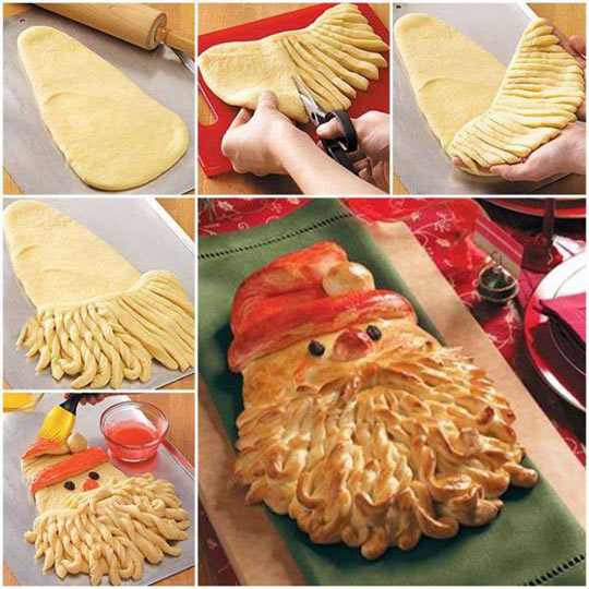 cool-Christmas-Santa-bread
