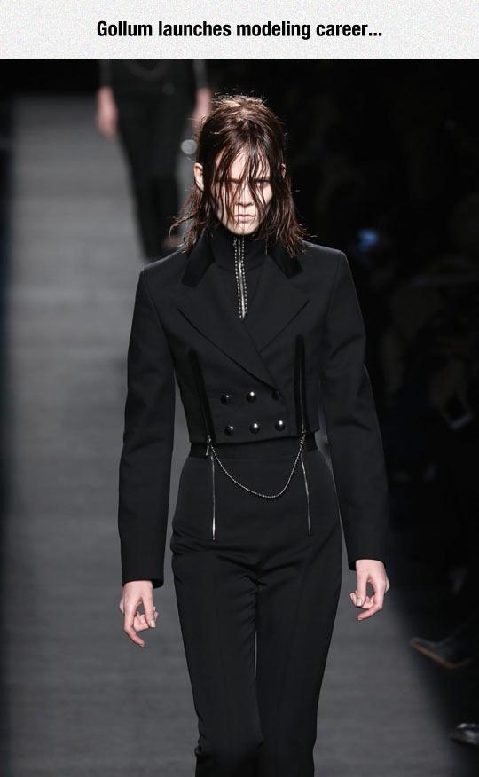 cool-Gollum-fashion-top-model