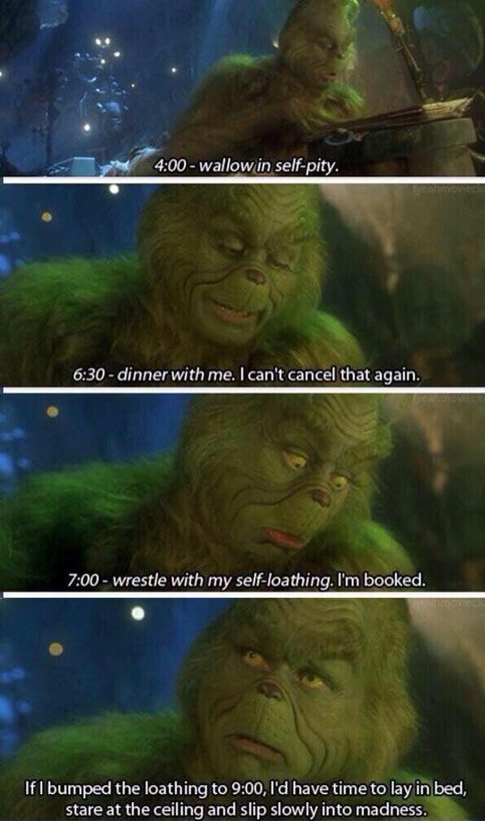 Pretty Much My Life In A Nutshell