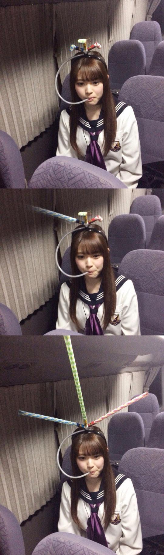 cool-Japanese-school-girl-invention-whistle-helmet