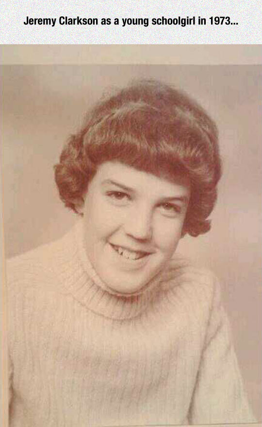 cool-Jeremy-Clarkson-young-schoolgirl