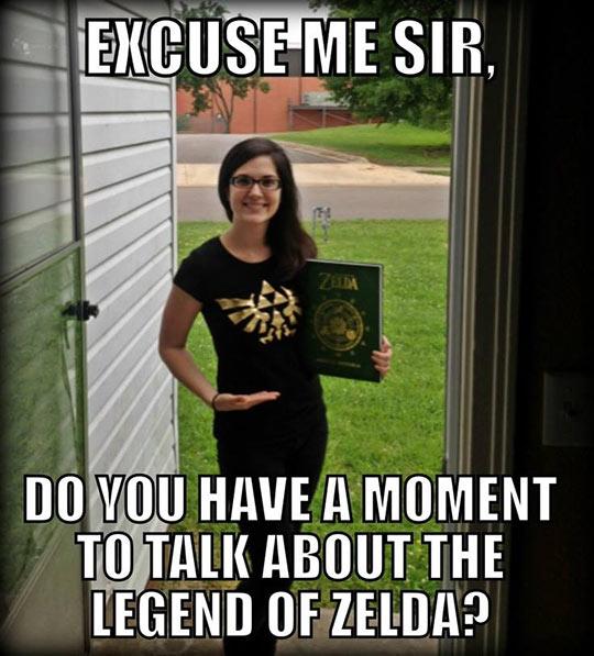 Those Pesky Zelda Witnesses