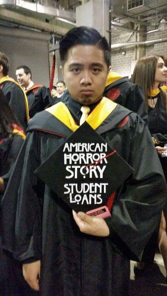 The Greatest And Truest Graduation Cap