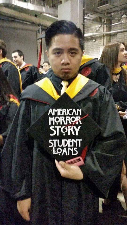 cool-graduation-cap-American-Horror-Story