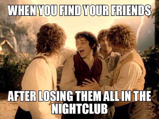 cool-night-club-friends-LoTR