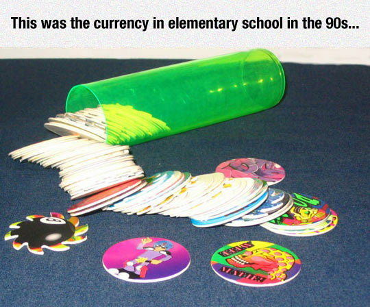 Elementary School Currency