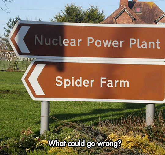 cool-road-sign-nuclear-plant-spiders