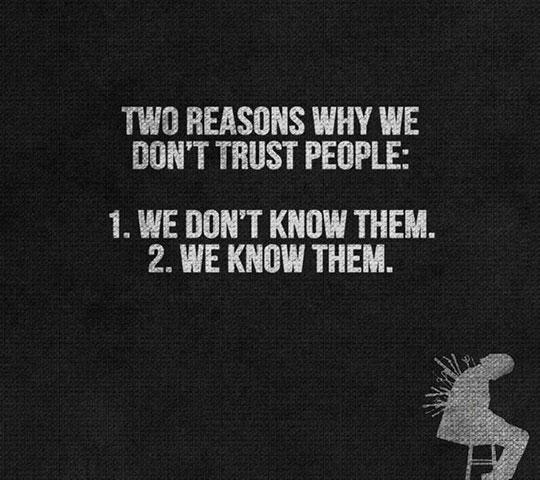 Reasons We Don