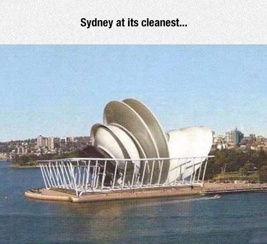 This Is Sydney, Right?