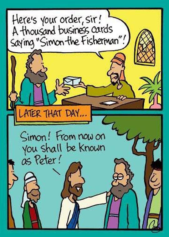 Unlucky Simon