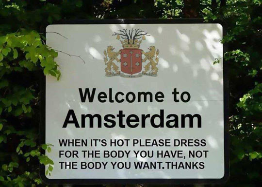 Amsterdam Doesn