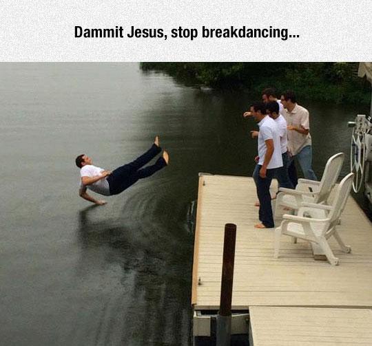 funny-man-falling-river-breakdancing