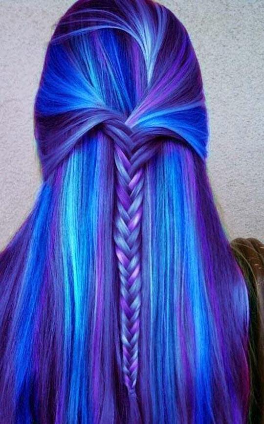Beautiful, Beautiful Colored Hair