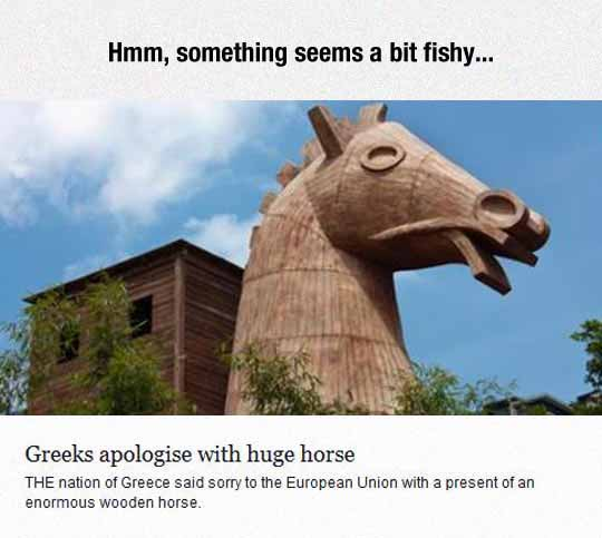Greece Comes Up With A New Idea
